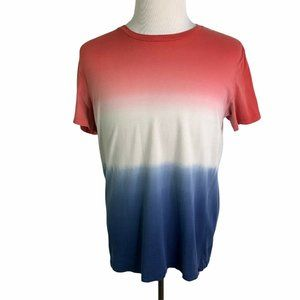 American Eagle Flex Ombre Short Sleeve T Shirt